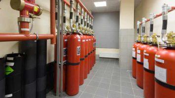 Fm200 yangın söndürme sistemi bakımı