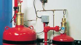 Tyco FM200 Yangın Söndürme Sistemleri