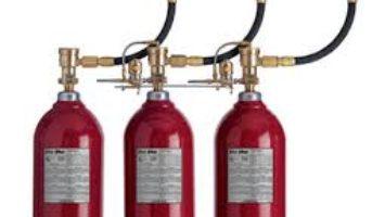 Yangın Söndürme Sistemi
